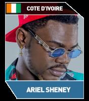 19 Ariel Sheney