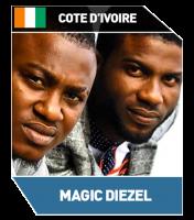 20 Magic Diezel